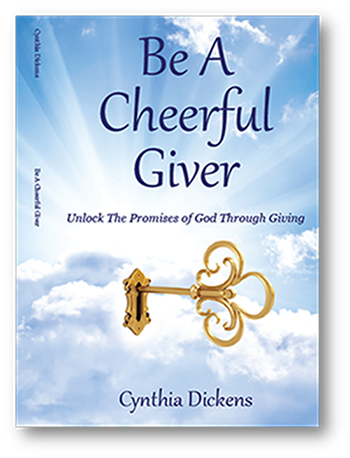 Be a Cheerful Giver!